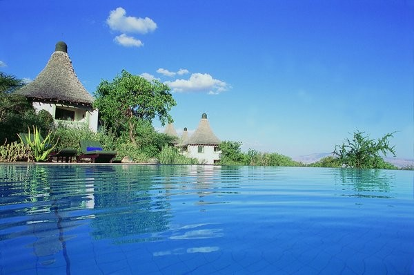 Lake Manyara Serena Safari Lodge (Лэйк Маньяра Серена Сафари Лодж)