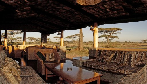 Ndutu Safari Lodge (Ндуту Сафари Лодж)