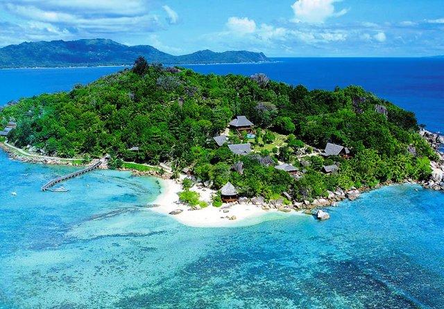 Коралловый парк острова Чумбе