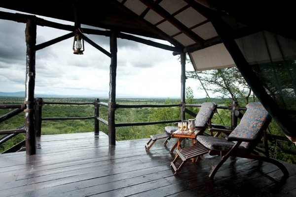 Kirawira Serena Luxury Camp
